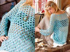 Ideias de Verão em crochê - Vogue Knitting   Crochepedia  Vogue Knitting Crochet Special Collector's Issue 2014