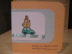 Birthday Cards Delivered ~ Stamped and delivered birthday backlog no amusestudio