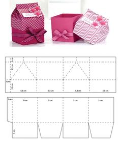 Origami for Everyone – From Beginner to Advanced – DIY Fan Paper Gift Box, Diy Gift Box, Paper Gifts, Diy Gifts, Origami Paper Folding, Paper Crafts Origami, Origami Box, Paper Box Template, Box Templates