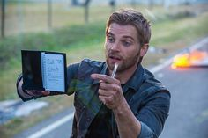 Under the Dome, Pilot Names: Mike Vogel Characters: Dale 'Barbie' Barbara