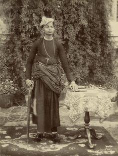 KOTA Maharaja of Kotah, 1890s By Rohit Sonkiya