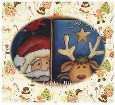 Ho!  Ho!  Ho! Estou quase a chegar... ... deixo-vos só um cheirinho... ... do que se está a passar... Está quase... quase... Nada de desesperar... Que os desejos se traduzam em presentinhos ... pois a magia do Natal está quase a chegar! ...