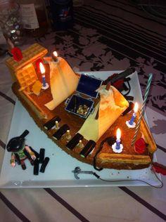 Gâteau de romain