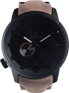 Rip Curl Detroit Midnight Leather Watch at ShopStyle
