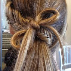cute hairstyles for school Love Hair, Great Hair, Gorgeous Hair, Awesome Hair, Pretty Hairstyles, Girl Hairstyles, Simple Hairstyles, Style Hairstyle, Hairstyles Pictures