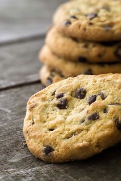 Gluten-free and lactose-free chocolate chip cookies .- Gluten-free and lactose-free chocolate cookies - Sugar Cookie Recipe Easy, Cake Mix Cookie Recipes, Peanut Butter Cookie Recipe, Chocolate Chip Pudding Cookies, Chocolate Cookie Recipes, Lactose Free Chocolate, Biscuit Sans Gluten, Patisserie Sans Gluten, Cookies Et Biscuits