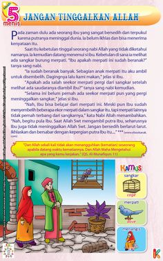 Kids Story Books, Stories For Kids, Learn Islam, Islamic Pictures, Doa, Book Activities, Islamic Quotes, Kids And Parenting, Ramadan