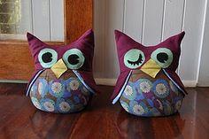 Owl Doorstop - Foter