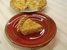 Lizzie's Coconut Custard Pie Recipe, replace sugar, use unsweetened coconut, make without a crust