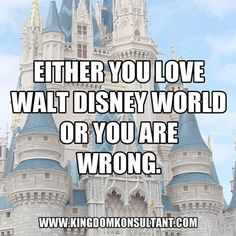 I Love DISNEYLAND!!! <3<3<3 I have never been to Walt Disney World. My family and I only go to Disneyland and we love it there so much.