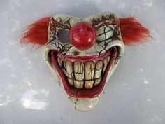 Sweet Tooth from Twisted Metal. This would be a cool one to make