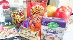 10 Healthy Desk Snacks