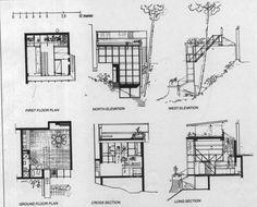Bilderesultat for terje moe villa Interior Architecture, Villa, Floor Plans, Diagram, How To Plan, Drawings, Ds, Google, Pictures