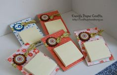 post a note holders   by Kerry