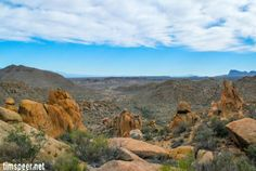 Grapevine Hills trail. Big Bend National Park, Texas. Photography by Tim Speer