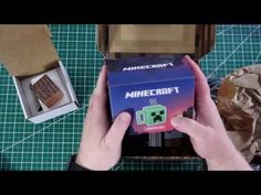 Mine Chest Beta: Box 1 Unboxing  Subscription boxes have really become a craze, and when Mine Chest came out with a Minecraft subscription box I thought I would try it out.