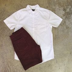Casual outfit of the day. #mensfashion BareRebel.com