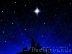 Free Christmas Background Clip Art | Christmas Worship Christian Jpeg Backgrounds