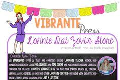 Lonnie's Vibrante Blog