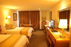 Amplitud y confort  Hotel Royal Pedregal  www.hotelesroyal.com.mx