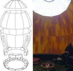 Fire Shelter by Simon Hjermind Jensen