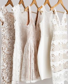 6cafb8b1cb9 20 White Dresses That Will Make You Retire Your LBD