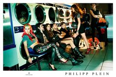 Philipp Plein Fall Winter 2013 2014 Campaign