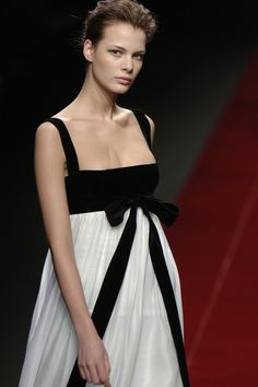 Elie Saab - Black and White