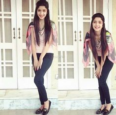 Beautiful and Pretty Girl Mawra Hocane ❤