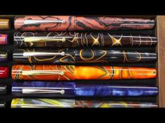 LA Pen Show - Check Out Our Inventory! - YouTube
