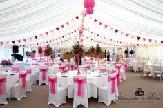 Shades of pink bunting by CliffsCushions (cliffscushions@gmail.com) Pink Bunting, Wedding Bunting, Shades, Table Decorations, Home Decor, Decoration Home, Room Decor, Sunnies, Home Interior Design