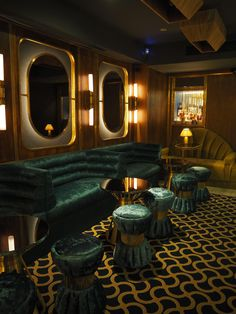 If Dry January is giving you the hump, hang in there because the reward will be worth the wait when, come next week, you can hot foot it to one of these snazzy new watering holes. From retro members bars to secret speakeasies, here's our pick of the hottest new bars to open in the capital, all guaranteed to get you out of that gloomy January slump.