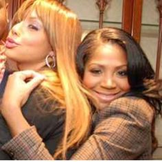 Tamar and Trina