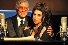 Amy Winehouse & Tony Bennett