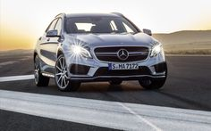 Mercedes Benz GLA AMG MATIC AUspec X gla wallpaper