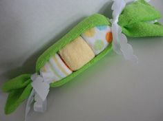 Peas in a Pod Baby Shower idea.