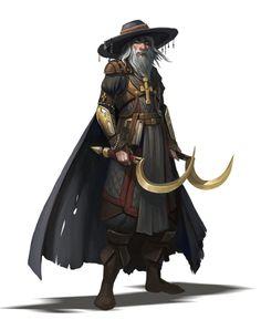 Character Design Demo - November 2016 by RogierB.deviantart.com on @DeviantArt
