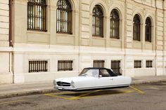 Renaud Marion's Floating Cars