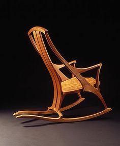 Gazelle Rocker, a lovely and artistic piece