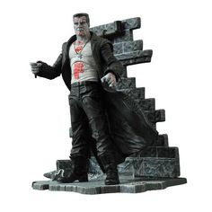 Sin City Select série 1 figurine Marv Previews Exclusive 18 cm