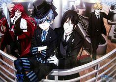 Kuroshitsuji: Book of the Atlantic | Kuroshitsuji - Black Butler #Anime #Manga