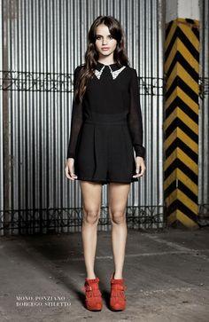 DELAOSTIA OTOÑO INVIERNO (lookbook) - Tendencias de moda urbana verano 2013