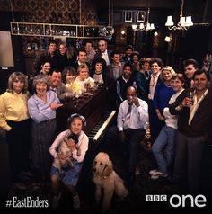30 years of EastEnders: How many of the show's iconic characters can you remember? Eastenders Cast, Queen Vic, Holby City, Little Britain, Originals Cast, Soap Stars, Actor John, Stars Then And Now, Renault 5