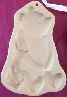 Brown Bag Cookie Art Hill Design Winnie The Pooh Piglet Disney Character Mold