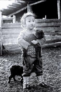 Mongolia innocence