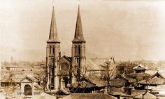 Gyesan Church, Daegu 1910 ④일제 강점기 우리 도시의 모습<대구(大邱)> : 네이버 블로그