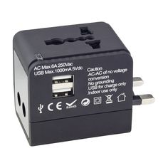 Magellan's World Travel Adapter - All USB - Your Trusted Source for Travel Accessories and Gear