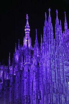 Gothic Duomo Cathedral - Milan, Italy