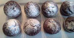 Schoko-Kokosmuffins Kakao, Cupcakes, Breakfast, Food, Goodies, Food And Drinks, Kuchen, Recipies, Morning Coffee
