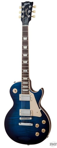 Gibson Les Paul Traditional 2014 Electric Guitar in Manhattan Midnight
